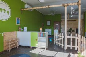 ludoteca, montessori, babysitting